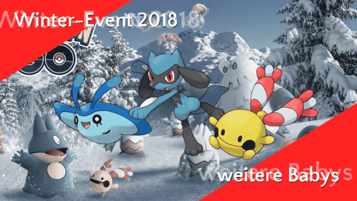 Weitere Pokémon aus 7km-Eiern ab 18. Dezember 4
