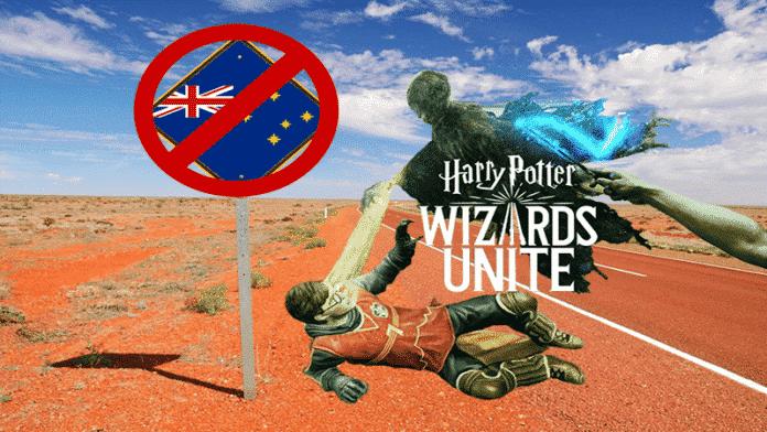 Wizards Unite erscheint fälschlicherweise im australischen iOS App Store 3