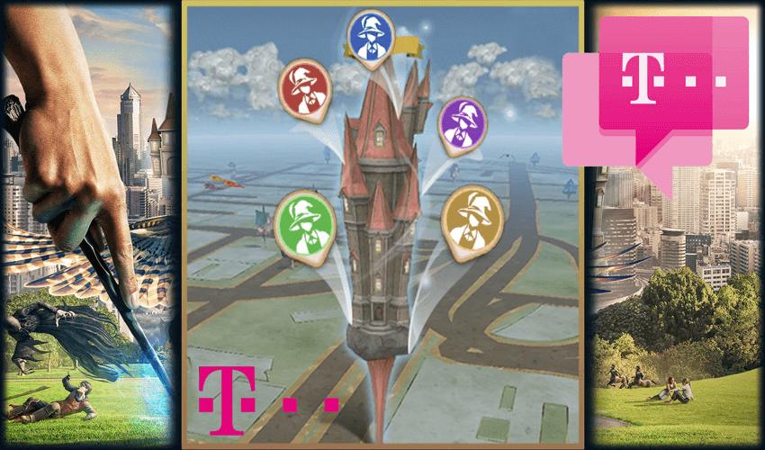 Wizards Unite wird Telekom-Partner in Deutschland 14