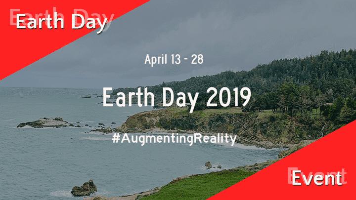 Zeitraum des Earth Day Events bekannt! 9