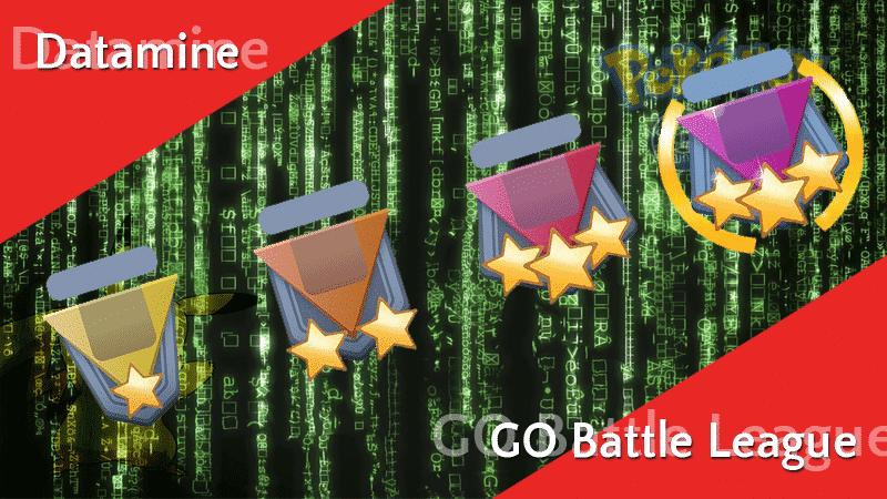 Pokémon GO Datamine - Belohnungen der GO Battle League 10