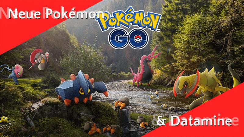 Neue Einall-Pokémon und Änderungen im GameMaster 9