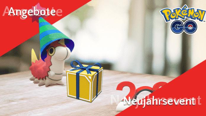 Angebote zum Neujahrsevent