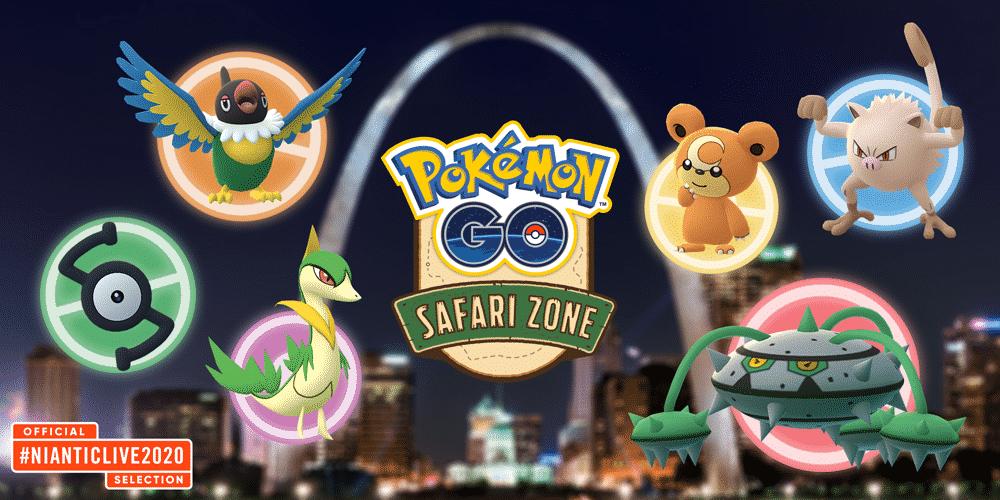 Pokémon GO Live-Events bis April 2020 12