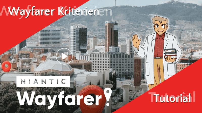 Wayfarer Kriterien - Eure Fragen 8