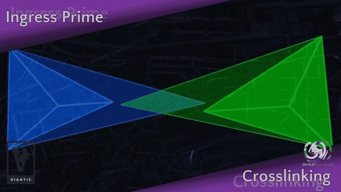 Zwei Fliegen auf einen Schlag - Crosslinking in Ingress