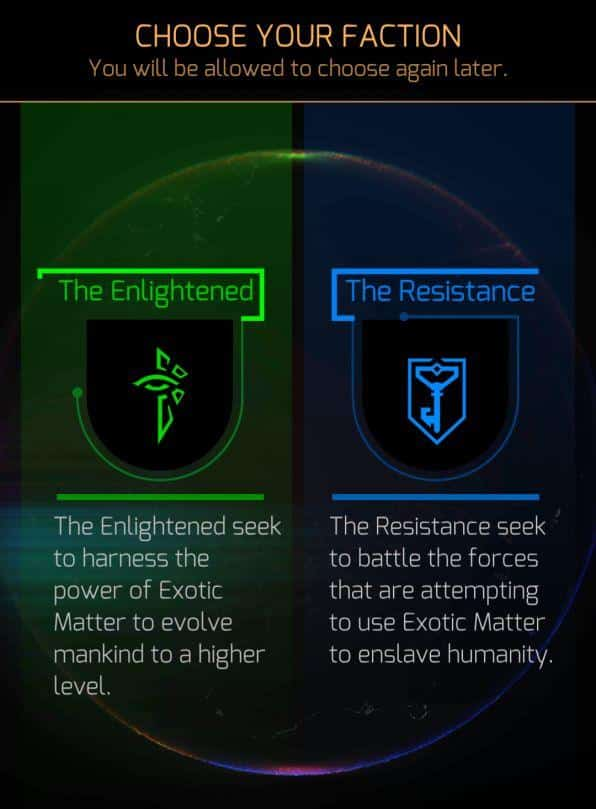 Enlightened oder Resistance? 3