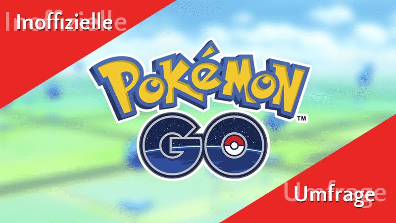 Inoffizielle Umfrage zu Pokémon GO 8