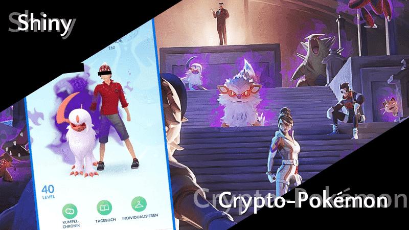 Chancen auf Crypto-Shinys erhöhen? 13