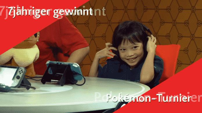Simone Lim gewinnt mit nur 7 Jahren überraschend Pokémon Turnier 1