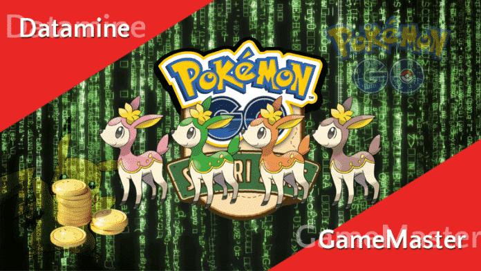 Datamine - neue Safari Zonen, Quests für PokéMünzen und mehr! 5