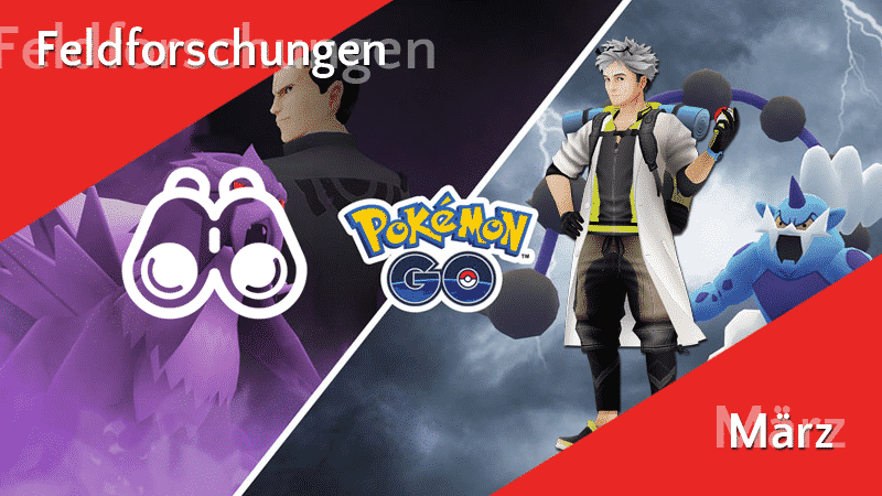 Pokémon GO Events im März - Sternenstaub, Shinys, Raid-Events 3