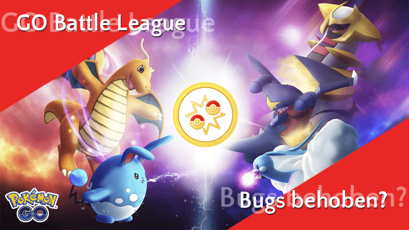GO Battle League wieder live! 8