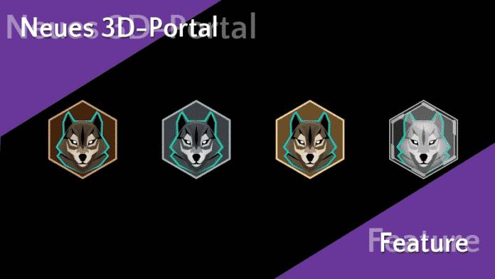 3D-Portale in Ingress? 2