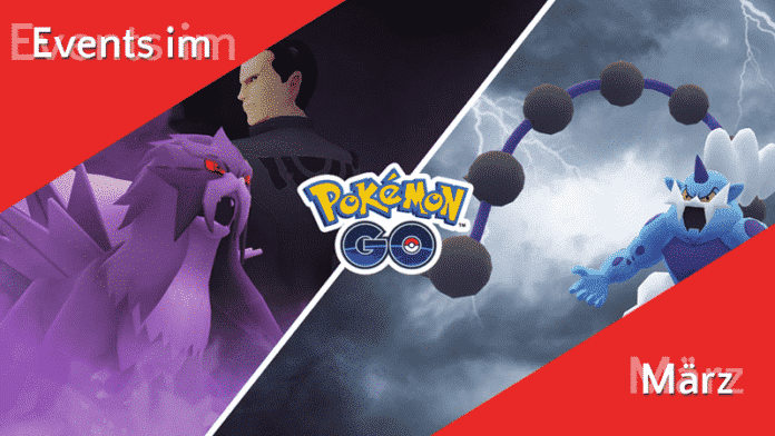 Pokémon GO Events im März - Sternenstaub, Shinys, Raid-Events 20