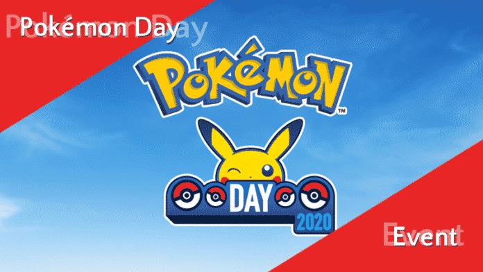 Pokémon Day Event