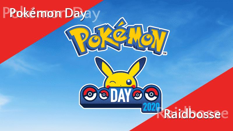Liste der Raidbosse im Pokémon Day Event 7