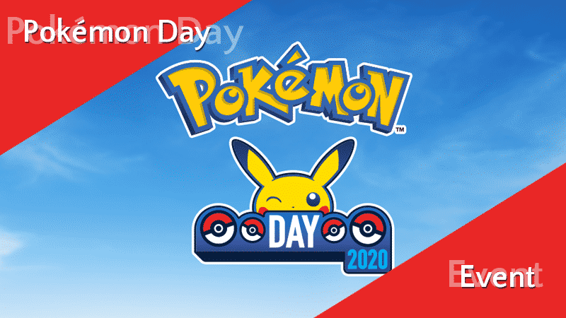 Pokémon Day Event