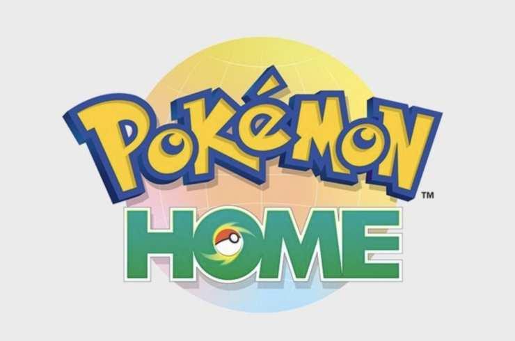 Pokemon Home Logo - GoGames