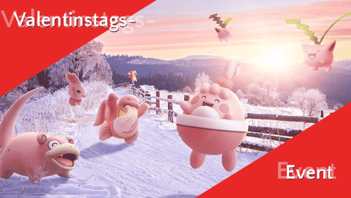 Hat Niantic dieses Pokémon vergessen? - Details zum Valentinstags-Event 7