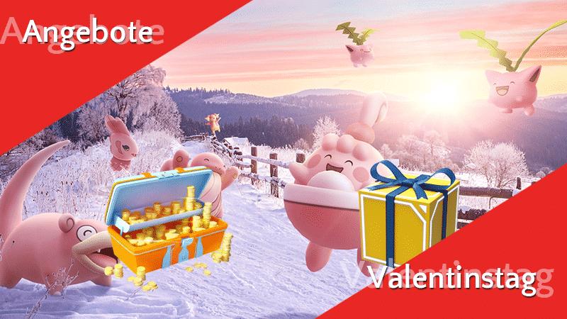 Angebote zum Valentinstag 11