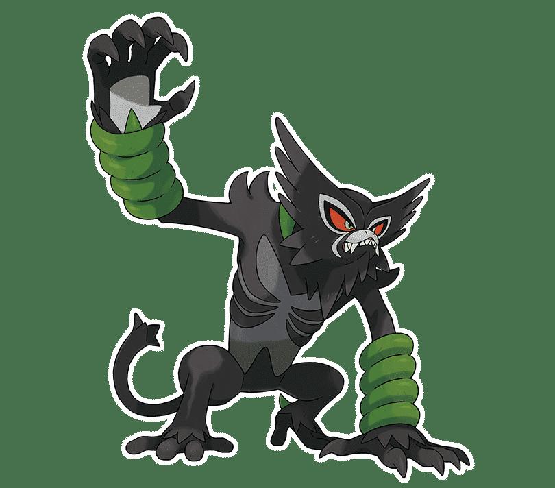 Neues mysteriöses Pokémon Zarude 12