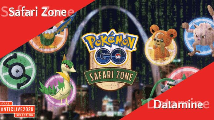 Datamine Safari Zone 2
