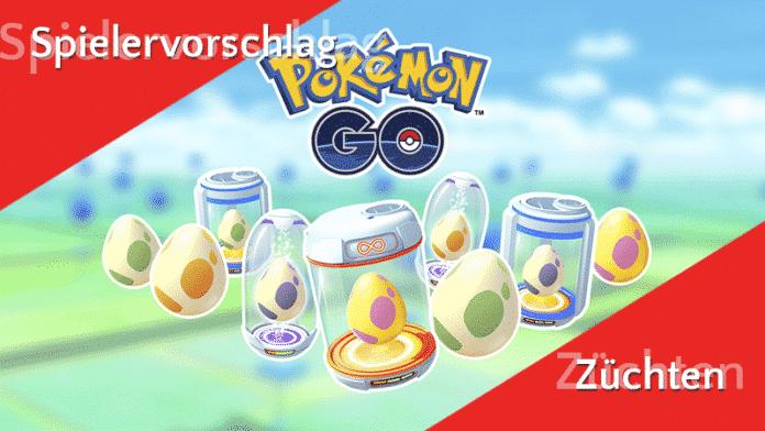 Züchten in Pokémon GO? - Ein Spielervorschlag 2