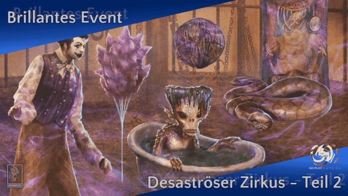 Harry Potter: Wizards Unite - Desaströser Zirkus Teil 2