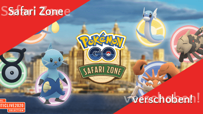 Niantic sagt Safari Zone Liverpool und Philadelphia ab 3