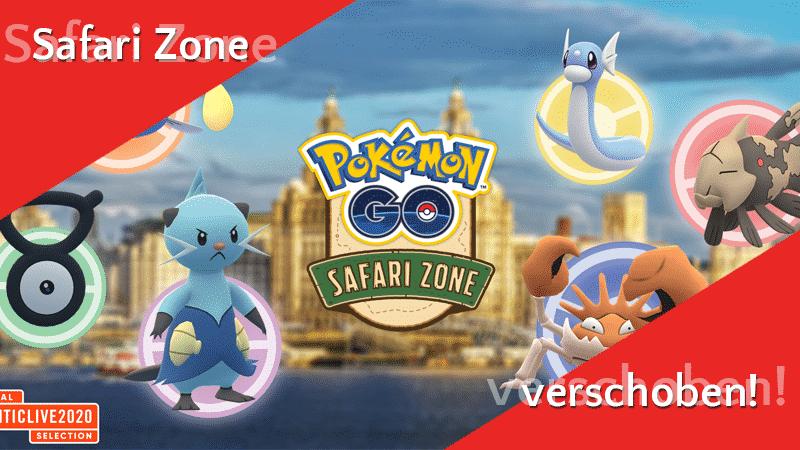 Zusätzliche Änderungen der Safari Zonen 11