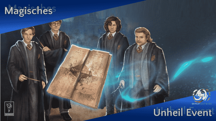 Harry Potter: Wizards Unite - Unheiles Event