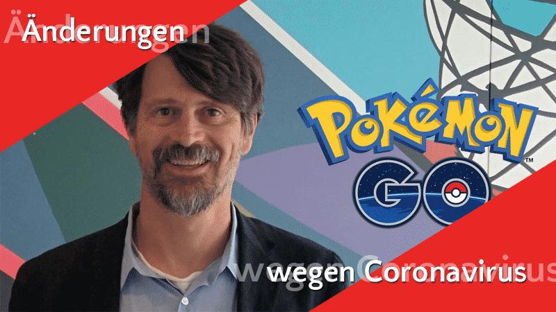 Pokémon GO spielen im Falle einer Ausgangssperre 1