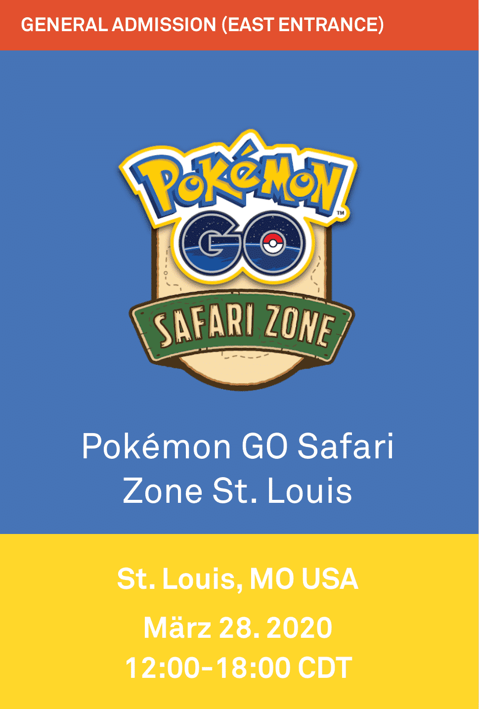 Safari Zone Saint Louis