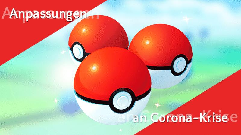 Weitere Änderungen in Pokémon GO wegen COVID-19 15