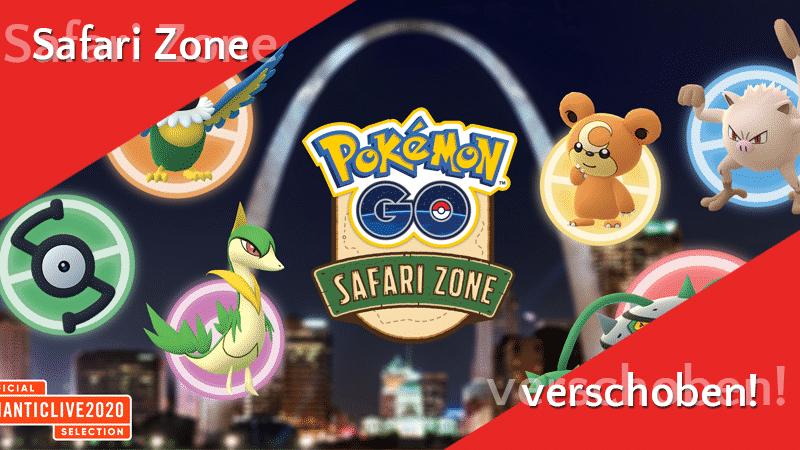 Niantic sagt Safari Zone Liverpool und Philadelphia ab 1