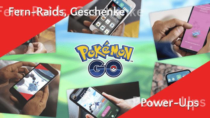 Fern-Raid Pokémon GO