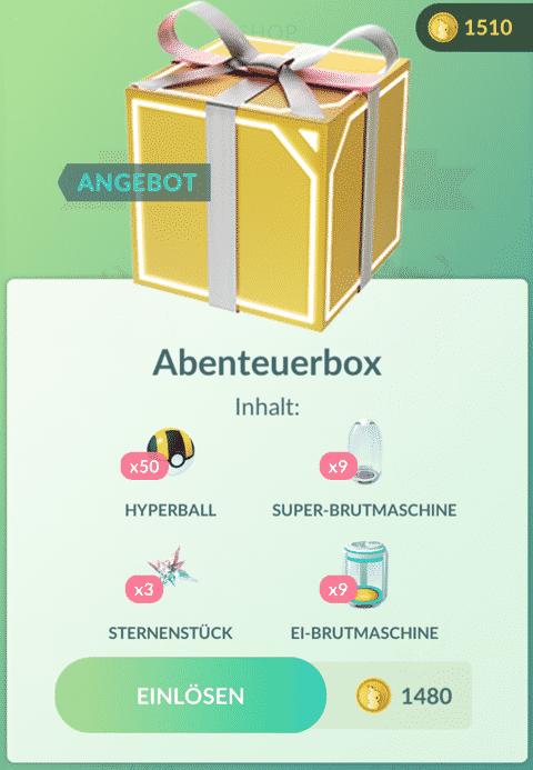 Angebote April 2020 Abenteuerbox