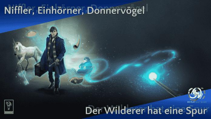 Harry Potter: Wizards Unite - Der Wilderer