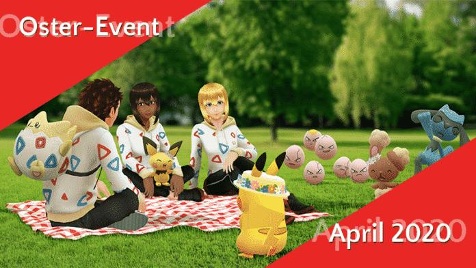 Oster-Event Pokémon GO