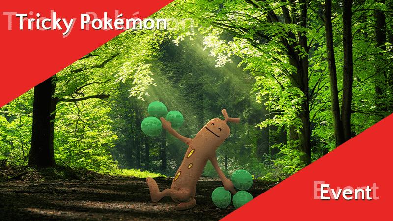 Tricky Pokémon 1. April