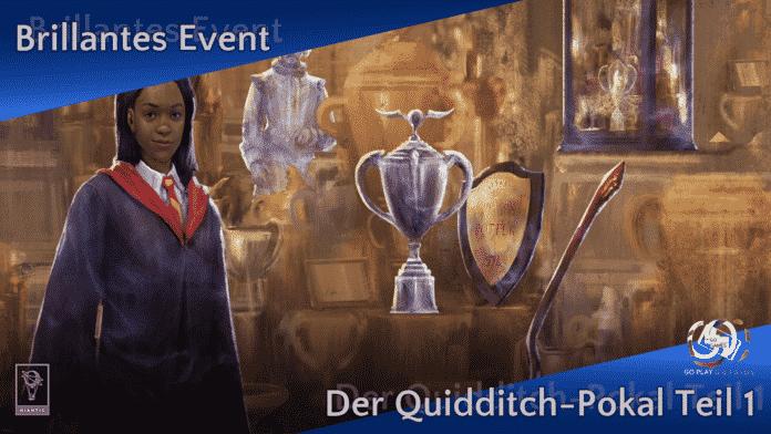 Brillantes Event - Quidditch Pokal Teil 1