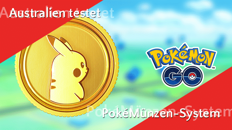 PokéMünzen Münzsystem