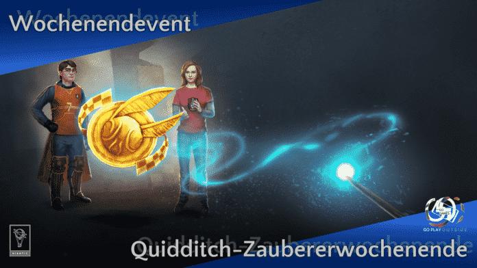 Quidditch-Zaubererwochenende