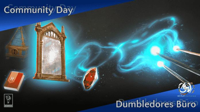Community Day - Dumbledores Büro