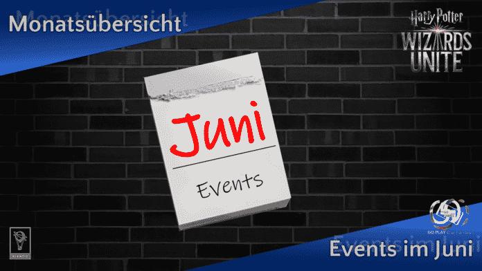 Übersicht aller Events im Juni
