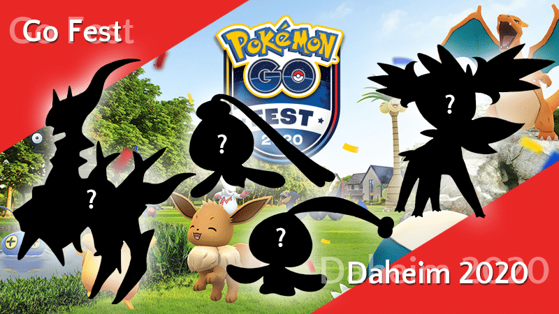 mysteriöses Pokémon