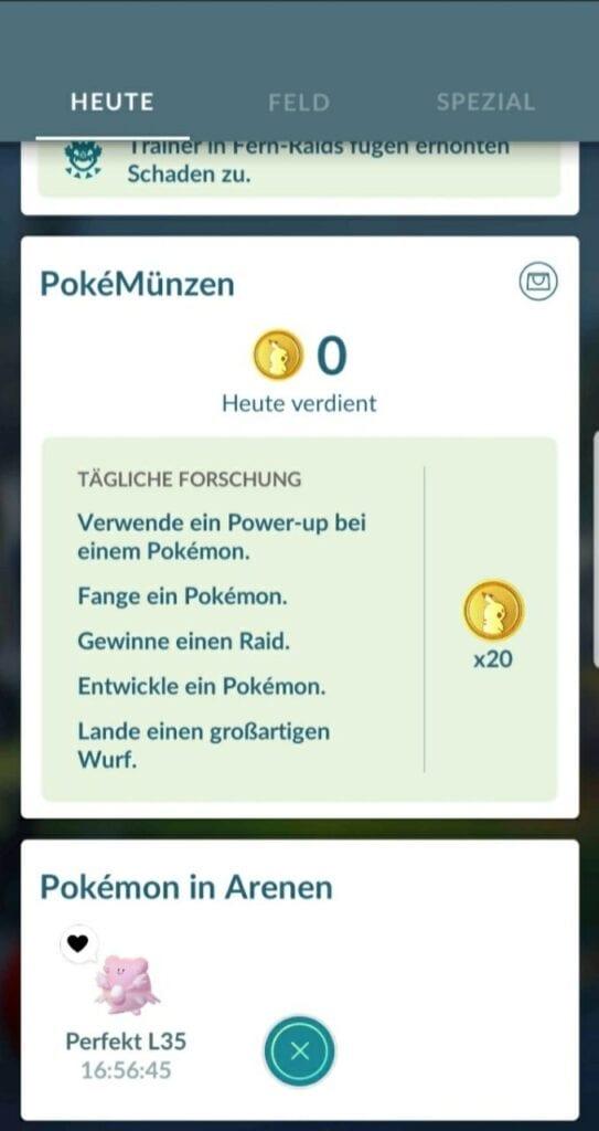 PokéMünzen-Test Update 10