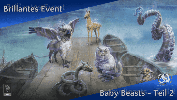Harry Potter: Wizards Unite - Brillantes Event - Baby Beasts Teil 2