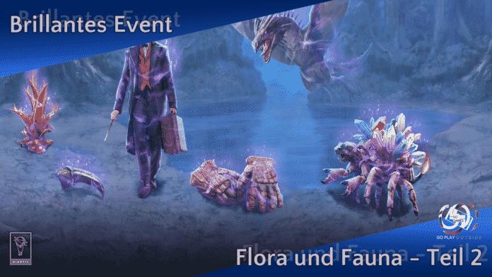 Harry Potter: Wizards Unite - Brillant Event: Flora und Fauna Teil 2